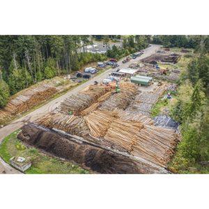 Vashon Island Firewood Yard 4